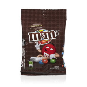 M&M's - Peg Pack 5.3oz - Milk