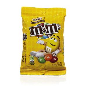 M&M's - Peg Pack 5.3oz - Peanut