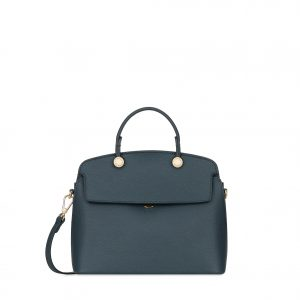 Furla Piper Top Handle - Ardesia