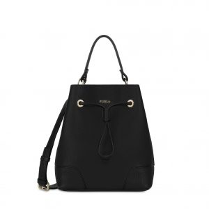 Furla Stacy Drawstring - Onyx