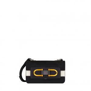 Fulra Bellaria Mini Crossbody - Onyx