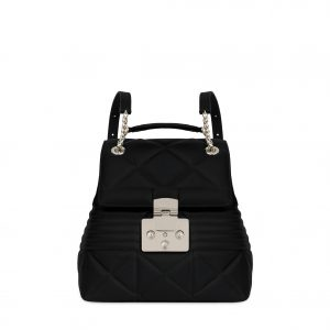 Furla Fortuna Backpack - Onyx