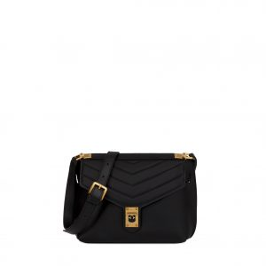 Furla Tortuna Mini Crossbody - Onyx
