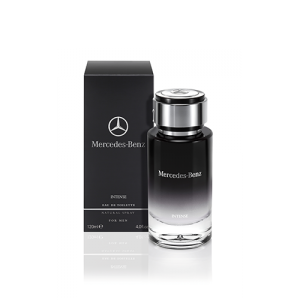 Mercedes-Benz For Men Intense EDT 120ml