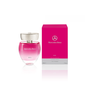 Mercedes-Benz For Women Rose EDT 90ml