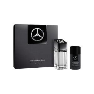 Mercedes-Benz (Gift Set) Select EDT 100ml + Deodorant