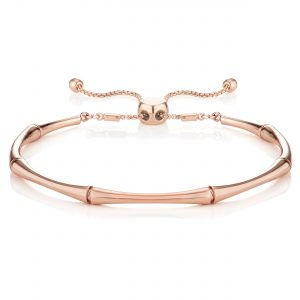 Buckley London - Bamboo Friendship - Rose Gold