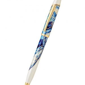 Cross - Wanderlust Malta Ballpoint Pen with Gold Plate