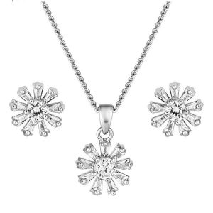 Buckley London - Finchley Earring and Pendant Set